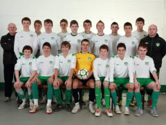 Narrow derby deficit for U-17M3s