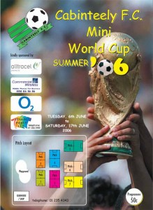 Mini World Cup 2006