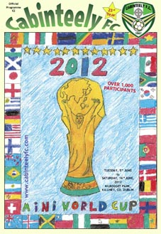 Mini World Cup 2012 Programme