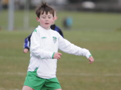 Cabinteely U-8Ds valiant in defeat