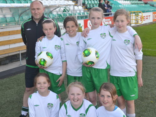 20130605 Cabo U-12 girls in Tallaght 02