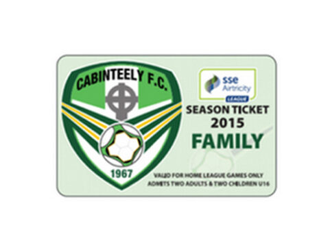 LoI tickets available in club shop
