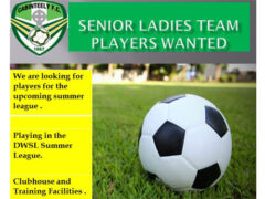 Ladies seeking summer recruits!