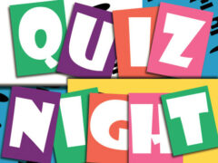 Don't forget Thursday's table quiz!