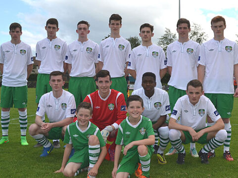 U-17s in Carlisle Grounds tomorrow