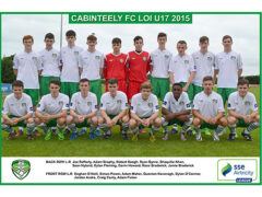 National U-17s score a home hatful