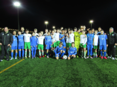 Catalan break for the SDFL U-14D1s