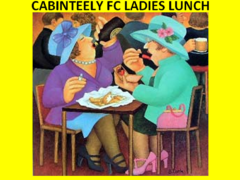 The ladies who lunch want you!