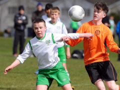 U-14 Majors' great victory over Kevins