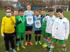 U-11s to Belfast and back again