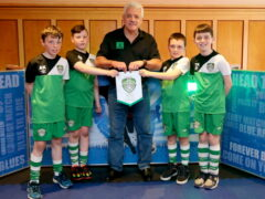 U-11s, Kevin Keegan and Late Late