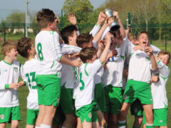 Successful U-15s seek your assistance