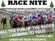 Race Nite and mulled wine!