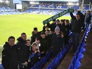 U-15s spotted in Goodison Park