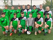 Great cup win for our U-16As