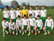 Excellent 3-1 at home for 14s