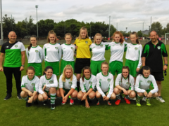 U-16 Premier girls for Ireland