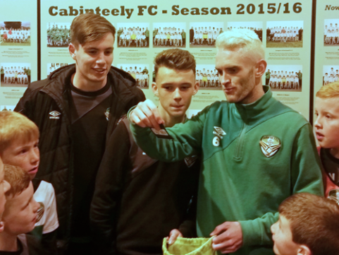 FAI National Draw – club winners