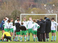 U-15s seek your Sunday support