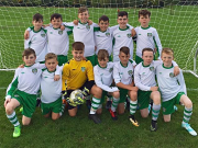 More opportunities for U-13s