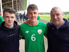 Follow RoI U-17s on RTÉ2