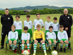 U-11s barely lose out in final