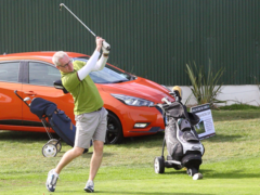 Golf Classic scores and photos