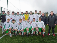 U-16Bs enjoy season's challenges