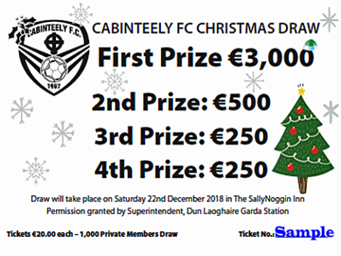 Win up to €3,000 for Christmas