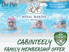 March family offer from Royal Marine