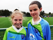 Our U-12 girls shine for the MGL