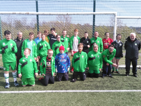 Cougars complete season in Rathcoole