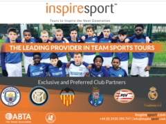 Club partners with inspiresport