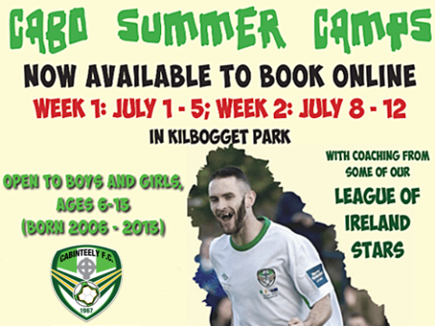 Cabo Summer Camps: time to sign up