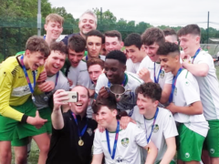 Youths come up trumps in Taaffe