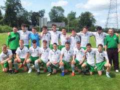 U-16A1s bring home the Masterson