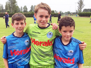U-12 Premiers playing for Dublin