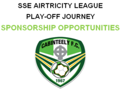 Cabo play-off sponsorship opportunity
