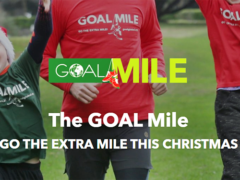 Kilbogget Christmas Day GOAL mile