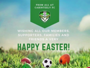 As expected, but have a Happy Easter!