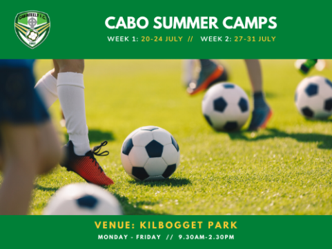 Celebrate football with a Cabo Camp