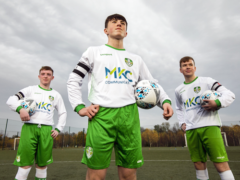 New sponsor announced for U-16s