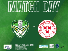 Next up, on Friday – Cabo v Shels